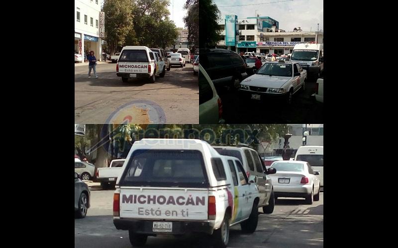 Urge poner orden y garantizar no sólo el abasto de medicamentos y de insumos en los hospitales públicos de Michoacán, sino también garantizar la higiene de los alimentos y los servicios en torno a los mismos (FOTOS: MARIO REBOLLAR)