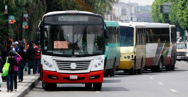 Para cubrir esta ruta se trabajaría con el concesionario de transporte de Guanajuato, mismo que también participa en el sistema de transporte metropolitano del estado