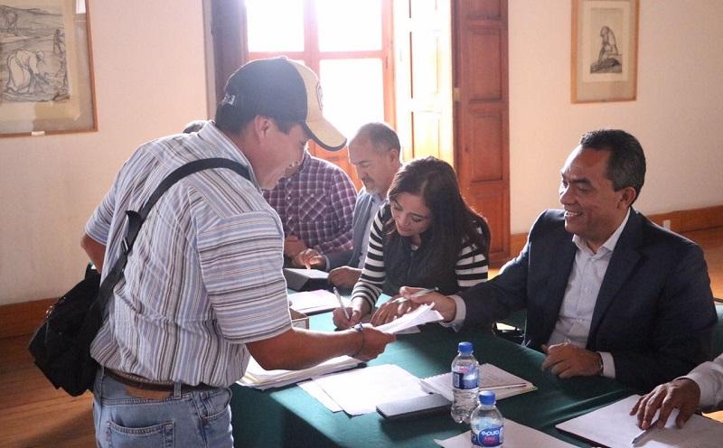 Imprescindible, establecer mecanismos de trabajo compartidos para obtener beneficios en las comunidades, manifestó López Solís
