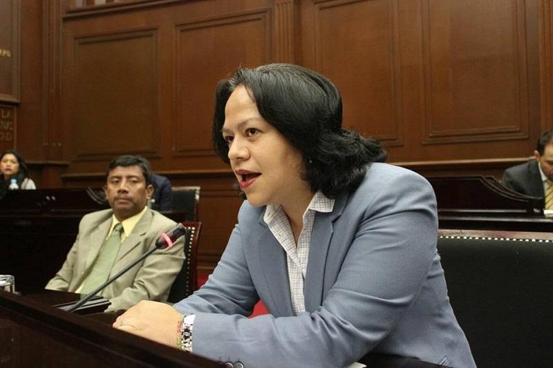 Jeovana Alcántar enfatizó que, de acuerdo con datos de la UNAM, la insuficiencia renal es un problema de salud pública en al menos 14 municipios de Michoacán