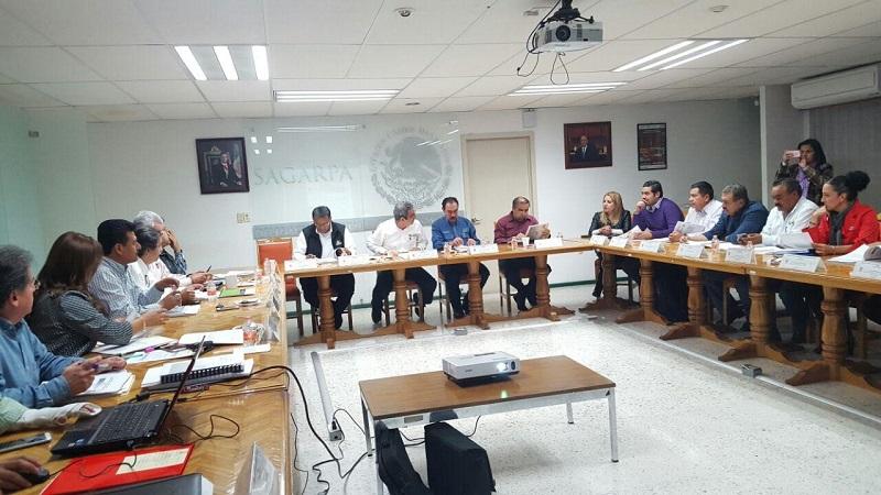 Jaime Rodríguez López, delegado de la SAGARPA en Michoacán, comentó que el resultado de esta reunión fue un logro importante para el sector agropecuario y pesquero en el estado