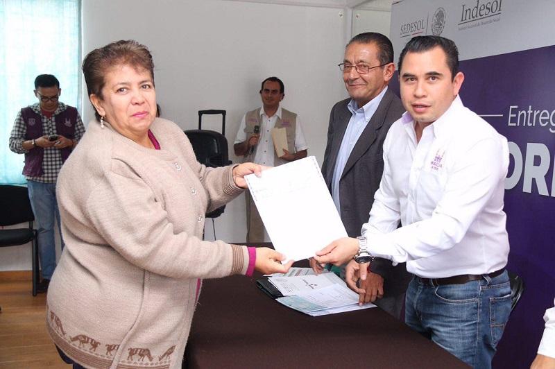 Morelia entrega recursos de coinversión social en favor de asociaciones civiles