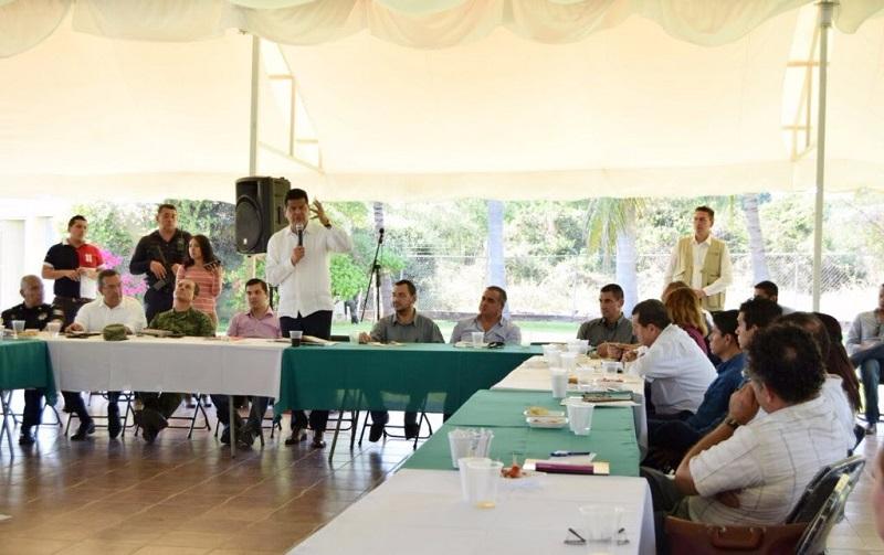 Fundamental, impulsar la cultura de la denuncia y trabajar de manera coordinada para garantizar la seguridad y cambiar la percepción ciudadana, sostiene Corona Martínez