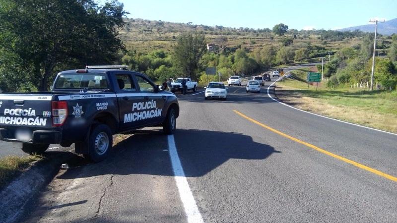 Derivado del ataque, el Subdirector de Seguridad Pública del municipio, Francisco Barajas Bautista y el comandante en turno, Jesús Maciel Andrade fallecieron