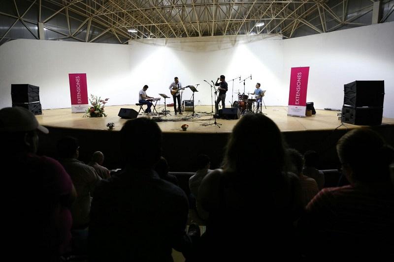 """Esto, en el marco de las Extensiones de la vigésimo octava edición del Festival de Música de Morelia, """"Miguel Bernal Jiménez"""""""