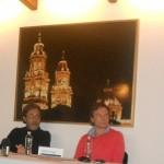 Kossiak y Quiroz hicieron un trabajo de investigación para rescatar estos trabajos y presentarlos en el marco del festival