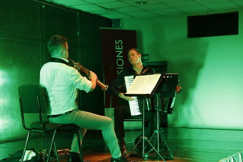 El concierto se realizó como parte de las extensiones del Festival de Música de Morelia en su vigésima octava edición