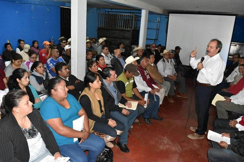 Esta renovación es para convocar a la búsqueda de unidad y saber qué le conviene al partido en cada municipio: Silva Tejeda