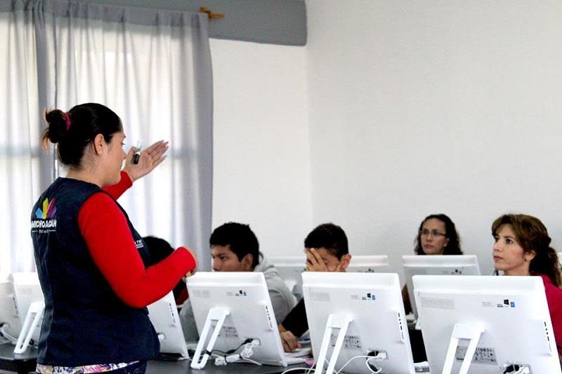 Para mayor información se pueden comunicar al 01 800 9 422864 o a través de redes sociales ICATMI Michoacán