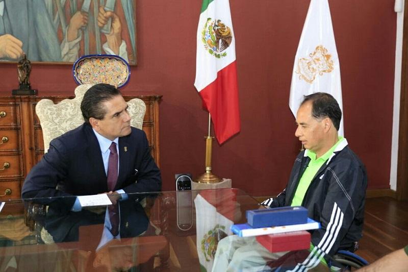 Es importante destacar que Salvador Hernández ha obtenido ocho medallas paralímpicas a lo largo de su carrera