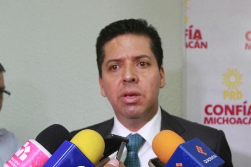 Antonio García Conejo, reconoció el trabajo que realiza el Gobierno de Michoacán con los clubes de migrantes para juntos trazar una agenda de apoyo y sean respetados nuestros migrantes