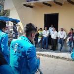 En el marco del Día del Músico, el titular de la dependencia estatal, Martín García Avilés, se reunió con músicos purépechas