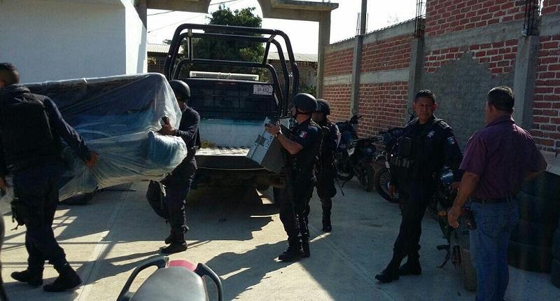 Se mantendrán vigentes las gestiones y labores en materia de seguridad pública para garantizar una proximidad social y otorgar la tranquilidad a los pobladores de Tepalcatepec