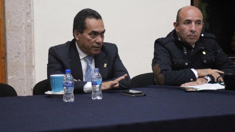 López Solís conminó a que las administraciones municipales tomen medidas a fin de que no se paralicen los servicios a la ciudadanía, ni se generen situaciones que pongan en riesgo a la población