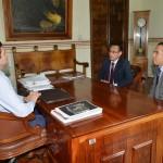 Martín Severo Reyna, reconoció apremiante retomar los compromisos pendientes con los sectores sociales, para darles un seguimiento y pronta solución