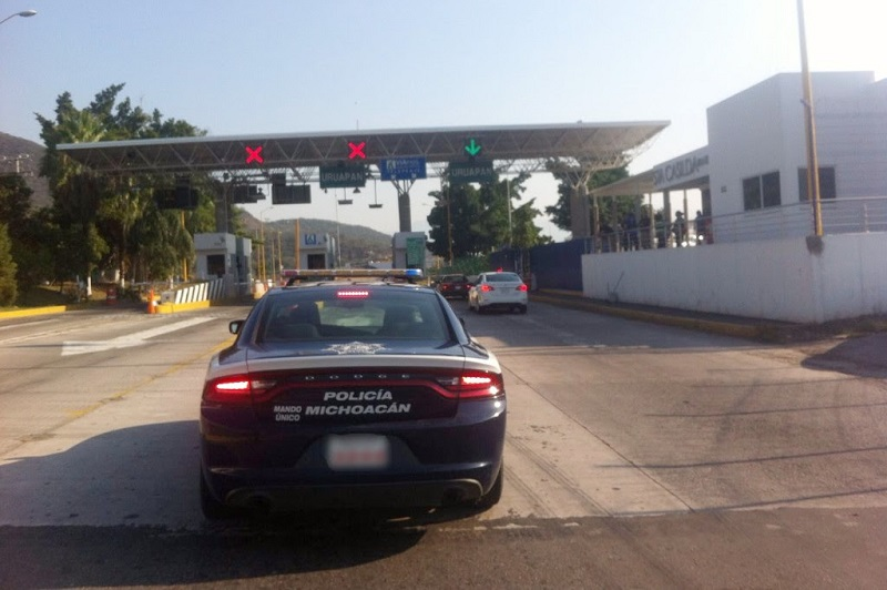 Hasta el momento, se tienen reportes de la presencia de maestros y estudiantes en alrededor de 30 alcaldías, de las 113 que tiene Michoacán