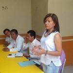 Naranjo Vargas hizo un llamado a la población en general a ser sensibles y solidarios con quienes padecen violencia de género