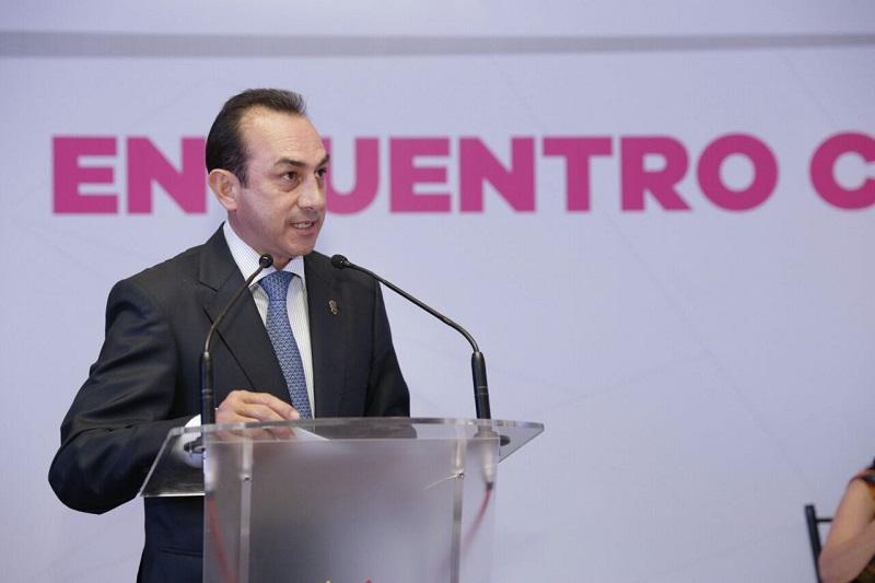 """Soto Sánchez dijo que se está trabajando en un marco regulatorio ágil, """"contamos con capital humano especializado, así será posible poder generar cadenas de valor a los productos"""""""