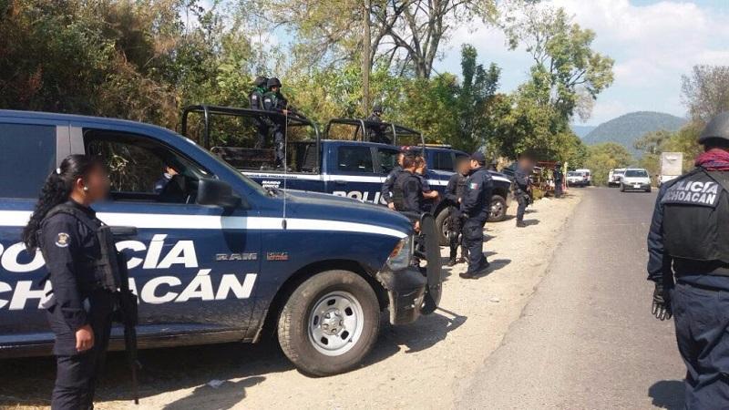 Durante el encuentro, que se realizó en la ciudad de Toluca, se acordó generar un chat de coordinación e intercambiar información que permita blindar la zona