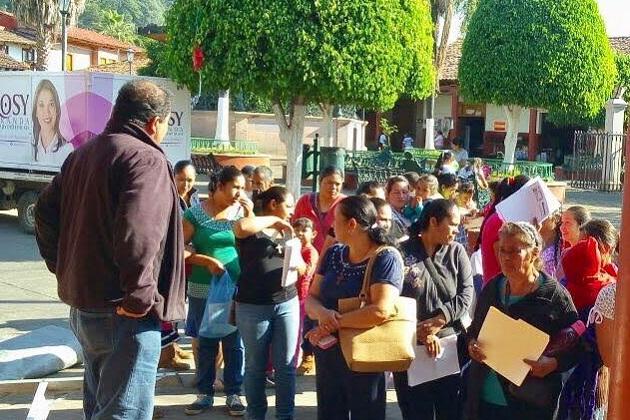 Realiza LICONSA jornada de incorporación al Programa de Abasto Social de Leche en tres municipios