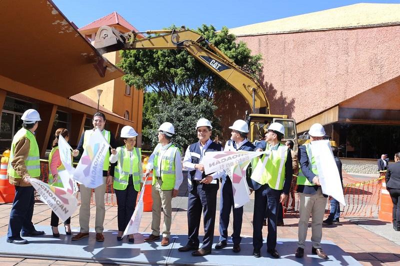 Para los trabajos se destinará una inversión cercana a los 92 mdp