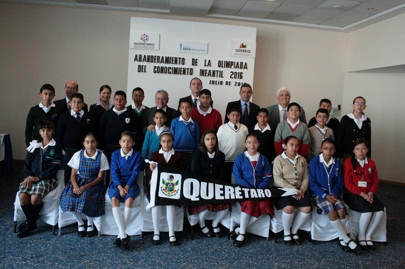 Querétaro en cinco años ha logrado reducir 19.6% el indicador de pobreza educativa, comparada con la media nacional que es de 16.4%