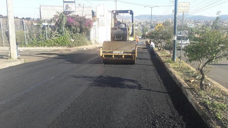Actualmente se lleva a cabo la primera etapa de esta vialidad, ya que el trabajo completo culminará en la Avenida Solidaridad