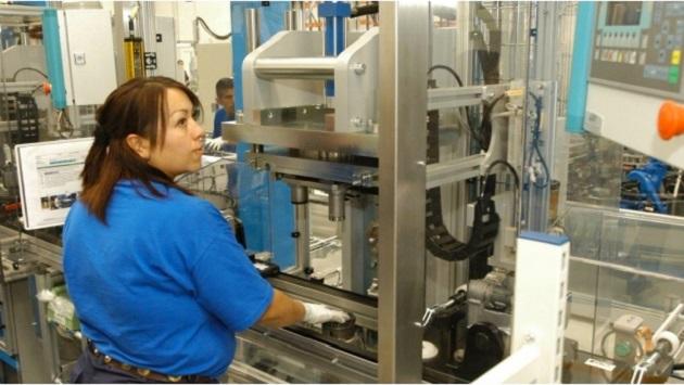 Porcentualmente, la Fabricación de Maquinaria y Equipo registró un crecimiento del 30.8 por ciento; seguido de la Fabricación de Equipo de Transporte con 18.6 por ciento