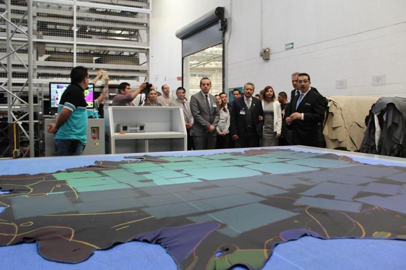 La ampliación del corporativo en una extensión de 8 mil metros cuadrados, brindará 400 nuevas fuentes de empleo en los próximos 3 años