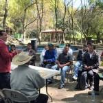García Avilés resaltó la vinculación que la SPI ha tenido en los 45 días que van desde que asumió el cargo con todas las regiones y liderazgos interesados en el desarrollo, y con más de 200 autoridades civiles y agrarias