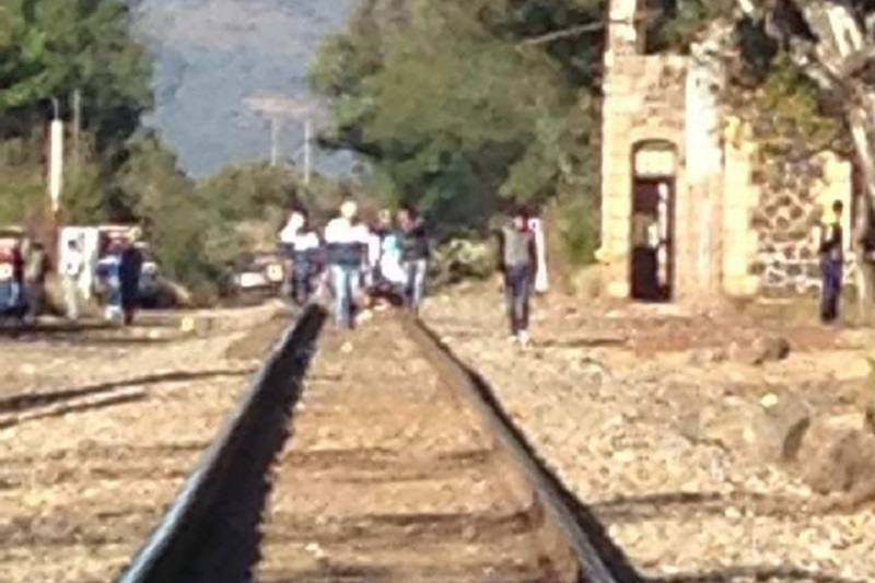 Se tiene conocimiento de que en la zona ya se encuentran elementos de la SSP de Michoacán