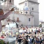 """Por lo que se refiere a su """"Pacto por Michoacán"""", el ex jefe de Gobierno y ya dos veces candidato presidencial, argumentó que no se reunirá con las cúpulas de los otros partidos políticos, a los que insistió en denominar como """"la mafia del poder"""""""