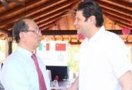 Morelia, como ningún otro municipio en la República, ha establecido lazos de cooperación con China, dando pasos decisivos ante el nuevo escenario comercial, consolidándose como un referente internacional para el libre comercio: Martínez Alcázar