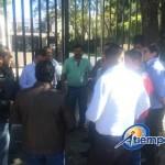 Una comisión de representantes fue atendida por autoridades estatales (FOTO: FRANCISCO ALBERTO SOTOMAYOR)