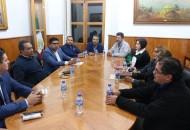 Por su parte Antonio Ferreyra Piñón, secretario general del STASPE reconoció la voluntad política por parte del Gobierno del Estado para atender las necesidades y requerimientos de los trabajadores del Poder Ejecutivo