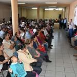 """María del Refugio Silva, presidenta municipal, señaló que en la nueva etapa del partido, """"los priistas estamos más unidos, somos más fuertes, y seremos ganadores en 2018"""""""