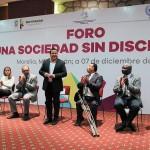 """García Avilés hizo un llamado a legisladores locales para que consideren un incremento presupuestal sustantivo a la SPI, una dependencia """"fundamental para revertir injusticias históricas"""""""