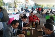En la inauguración estuvieron presentes el alcalde de Morelia, Alfonso Martínez, y el titular de la Sicdet, José Luis Montañez