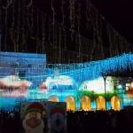La proyección del Video Mapping navideño en sus dos horarios estará vigente hasta el 8 de enero del 2017