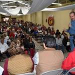 Al tomar protesta a los nuevos consejeros políticos municipales de Ario de Rosales, Silva Tejeda comentó que el mayor ejemplo de la inclusión en el PRI, es la conformación del Consejo Político Nacional