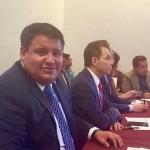 Haremos un fuerte análisis y entraremos en la discusión, siempre viendo y priorizando el beneficio de los michoacanos, dice Puebla Arévalo