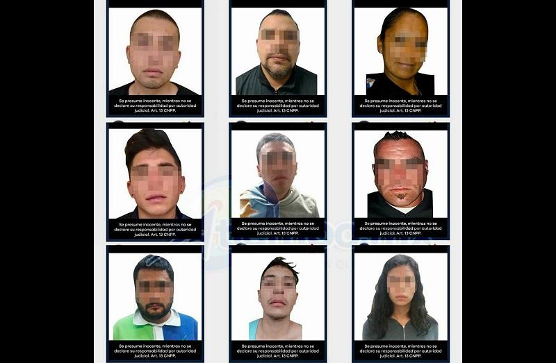 La PGJE ha obtenido datos sólidos de la relación de esta banda criminal en el robo de por lo menos 40 unidades de diferentes marcas y modelos, así como de su participación en homicidios