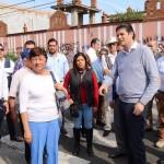 """Martínez Alcázar visitó las instalaciones del Centro Infantil """"Monarch"""", donde pudo constatar las óptimas condiciones en las que se encuentran los pequeños, y recibir algunas peticiones en la misma"""