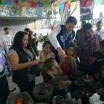 Alrededor de 4 mil asistentes generaron una derrama económica de 400 mil pesos en esta tenencia de Morelia