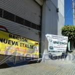 Minutos antes, la CNTE también demandó una serie de pagos pendientes y manifestó su rechazo a la reforma educativa (FOTO: MARIO REBOLLAR)
