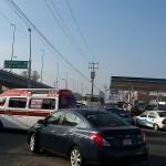 Las compras de pánico se multplican en las pocas estaciones donde aún hay hidrocarburos a la venta (FOTO: ALEJANDRA ORTEGA)