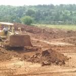 La construcción de 114 bordos de captación de agua realizados este año, ha permitido a los ganaderos contar con el vital líquido para el consumo de sus bovinos y evitar la pérdida de los animales a causa de la falta de agua