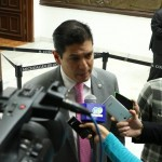 Núñez Aguilar comentó que en la propuesta de reestructura no se solicita mayor deuda, sino se busca negociar la que se tiene para poco a poco resarcir la deuda pública del estado