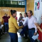 Silva Tejeda aseguró que difícilmente los nuevos consejeros tomarán decisiones equivocadas, porque saben el sentir de la gente de sus comunidades, los representan y podrán elegir a los mejores perfiles para las próximas elecciones