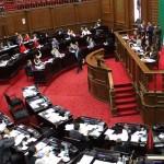 Cabe destacar que las comisiones unidas acordaron proponer un aumento del 3% en cuotas y tarifas en pesos, respecto de las contenidas en la Ley de Ingresos vigente